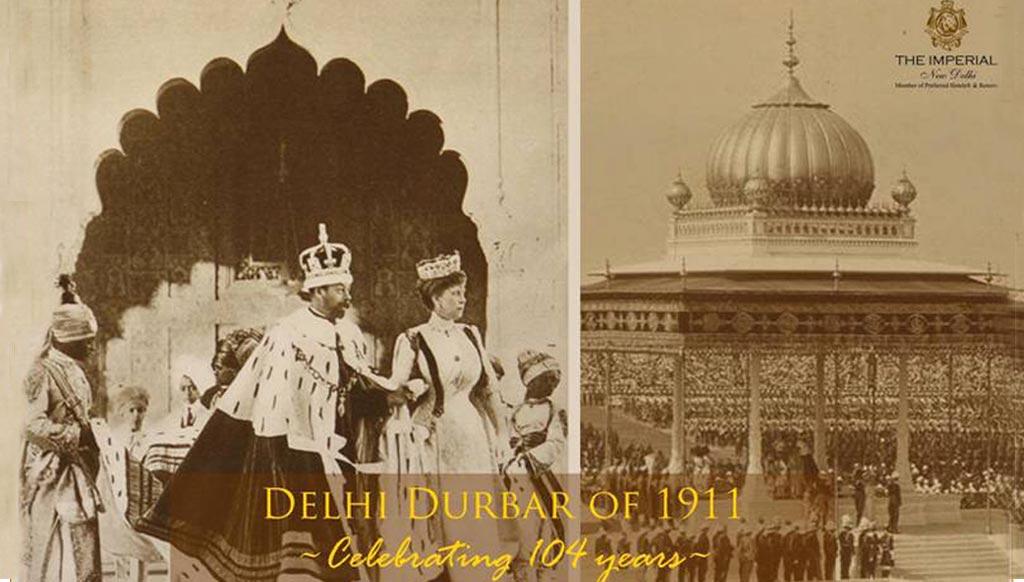 Delhi Durbar once again