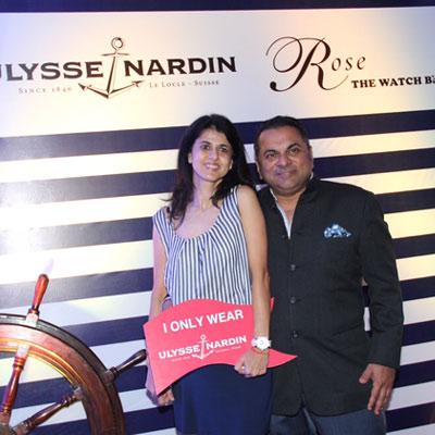 Indian Ocean inspires Ulysse Nardin