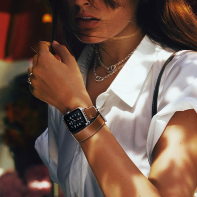 Apple Watch Hermès finally available online