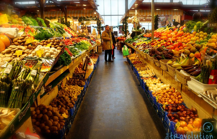 COLOURFUL HAZE |The Kleinmarkthalle is a local tradition and highlights the fresh and organic produce marking the local cuisine, to sample which one can just visit this farmers market