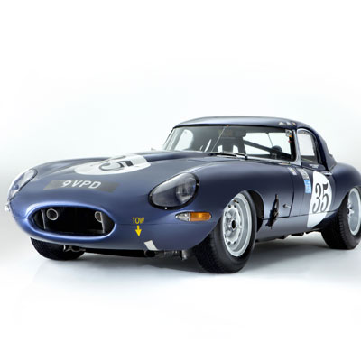1961 Jaguar Roadster to earn $1.2M at London Auction