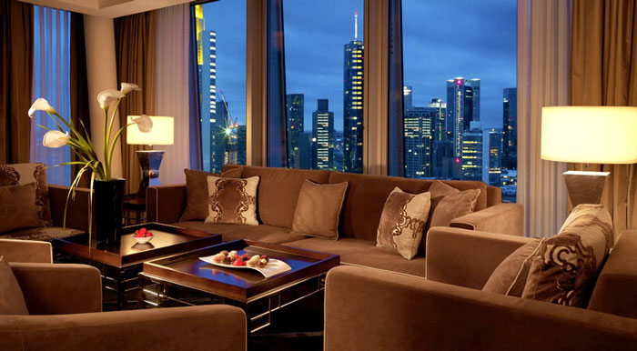 LANDMARK ADDRESS | Jumeirah Frankfurt is an iconic building and a hotel par excellence for the one uncompromising on luxury