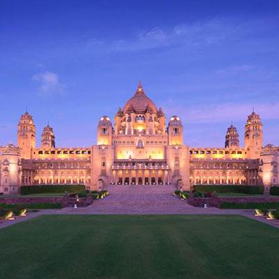 Umaid Bhawan adjudged World's Best Hotel for 2016