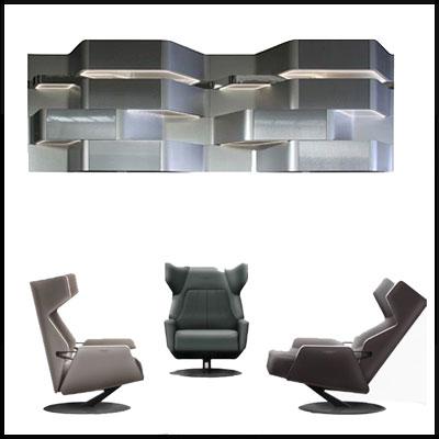 Futuristic home decor from Aston Martin