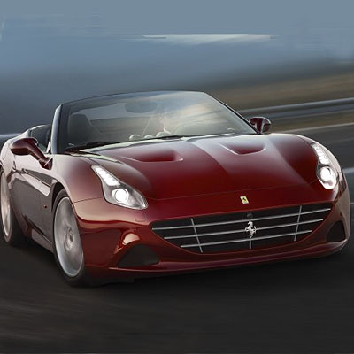 Gear up for Ferrari's California T Handling Speciale