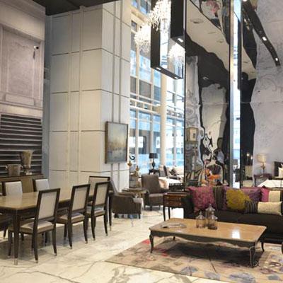 Mumbai's second Roche Bobois luxe home-store