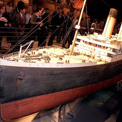 All aboard the Titanic II