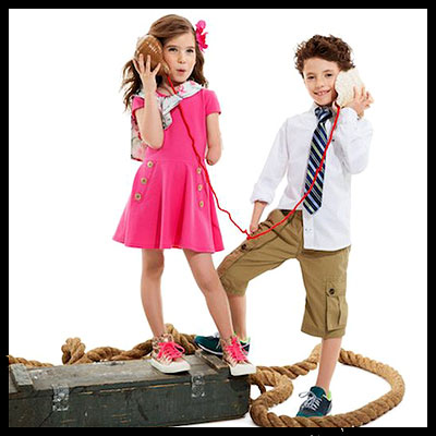 Tommy Hilfiger's adaptive clothing for disabled children
