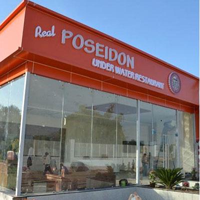 Real Poseidon: India's first underwater restaurant