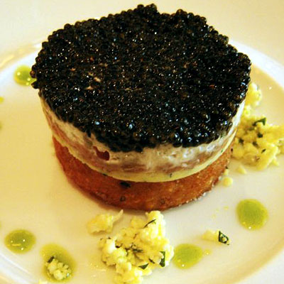 The most expensive caviar on your plate