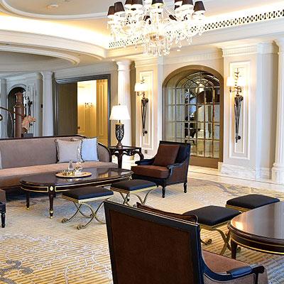 St. Regis Dubai Opens $20,420 Suite