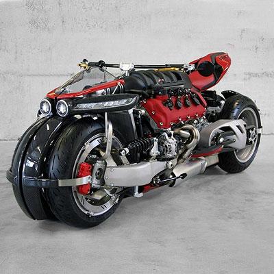 The Fantastic Beast: Lazareth LM 847