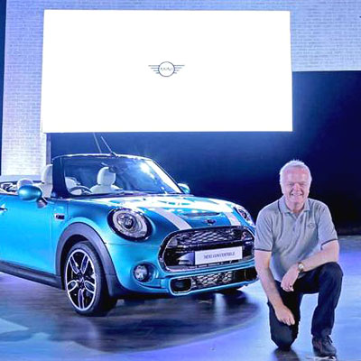 The all-new MINI Convertible is here