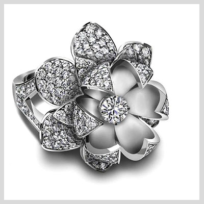 The Secret ring by Forevermark and Kirtilal Jewellers
