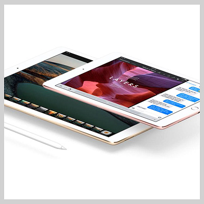 Smaller iPad Pro for business on-the-go