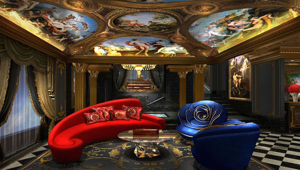 Billionaire Czar's Fantasy Fortress