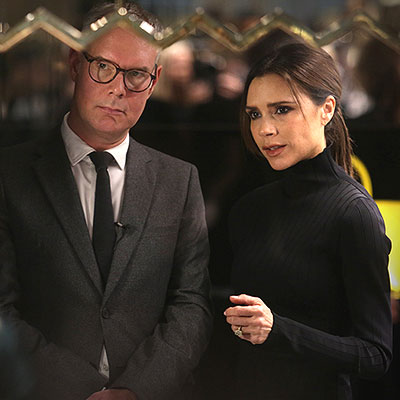 Victoria Beckham Opens First Store in Asia