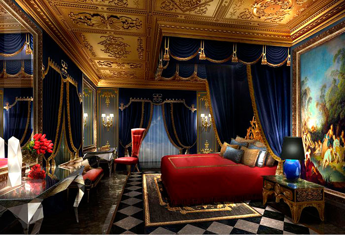 PRICELESS SLEEP | While sleep in itself can be a luxury at times, sleeping in the Villa Du Comte's plush bedrooms is the most priceless experience ever
