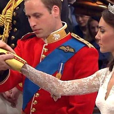 Alexander McQueen sued for allegedly copying Royal Wedding Dress