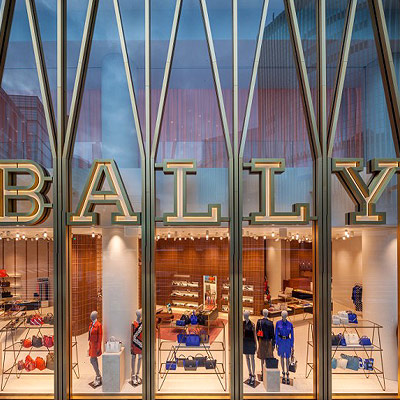 Bally opens flagship store in Ginza