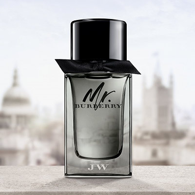 Burberry releases new scent for men