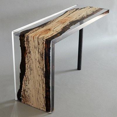 Fungi that beautifies your furniture !