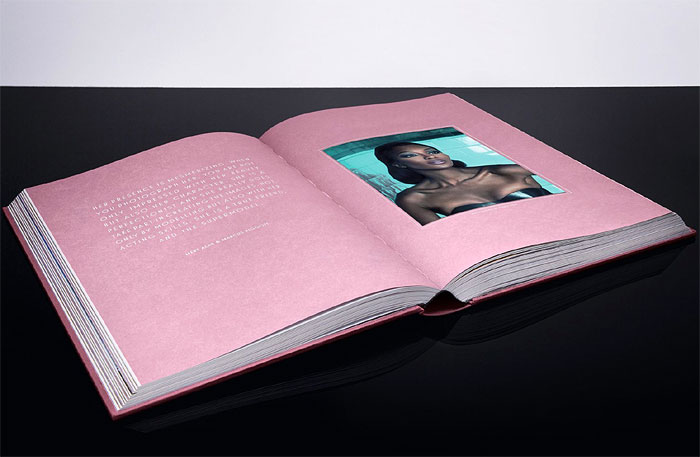 CAMPBELL'S COLOURS | Naomi Campbell's autobiographical book is a two-volume collector's edition