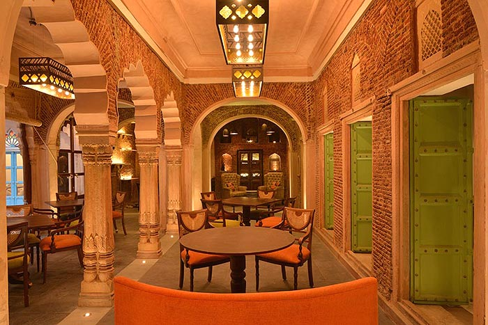 A MENU TO MASTER |The restaurant, Lakhori, combines artful presentation with tasteful Indianflavours as its celebrates Purani Dilli ka khaana