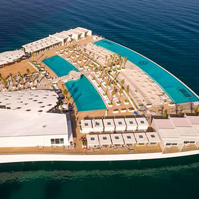 The Burj Al Arab Terrace opens doors to elite guests