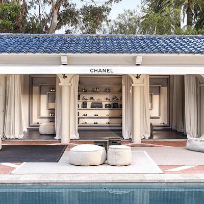 Chanel opens Saint-Tropez summer store