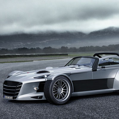 Speedmaster: Donkervoort D8 GTO-RS
