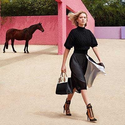 Lea Seydoux named Louis Vuitton campaign girl