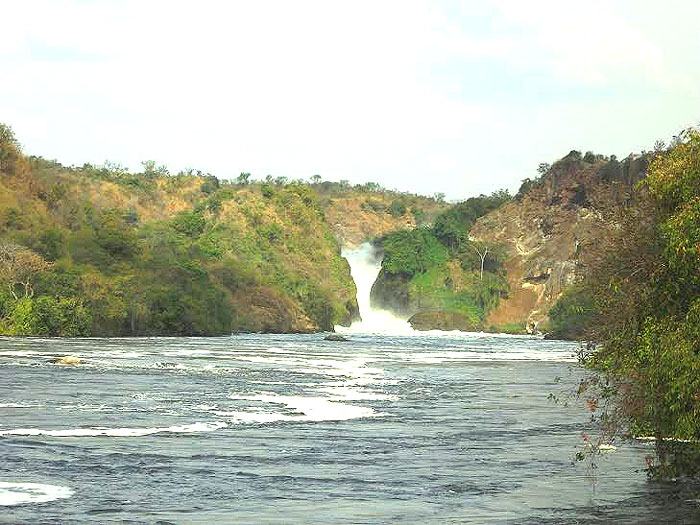 UGANDAS MURCHISONS FALLS NATIONAL PARK | Uganda'slargestnational parkis a conserved habitat with its untamed wilderness and savannahs, cut through the middle by the majestic river Nile