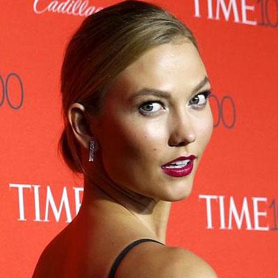 Swarovski's new face: Supermodel Karlie Kloss