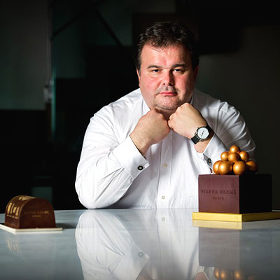 Pierre Herme crowned Best Pastry Chef 2016