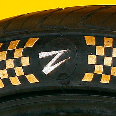 World's most expensive, diamond encrusted tyres !