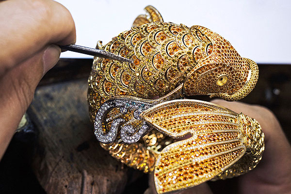 the bracelets clasp