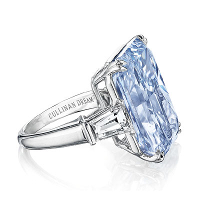 Cullinan Dream Blue Diamond to Sell at Christie's