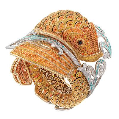 The fish-inspired carpe