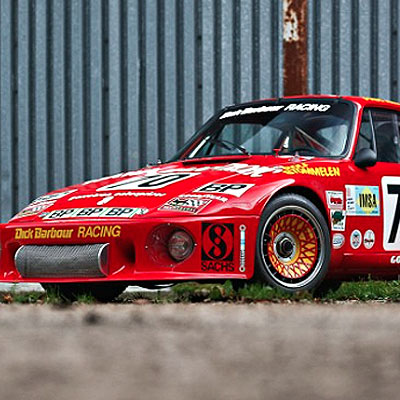 Movie icon Paul Newman's Porsche to go under the hammer