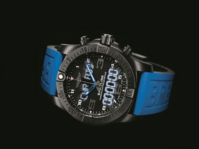 EXOSPACE B55 | A reinvention of the connected watch