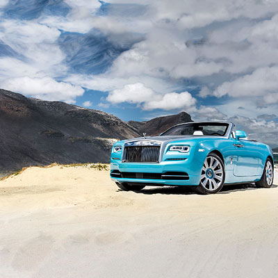 Best of The Best: Rolls Royce feted for outstanding design