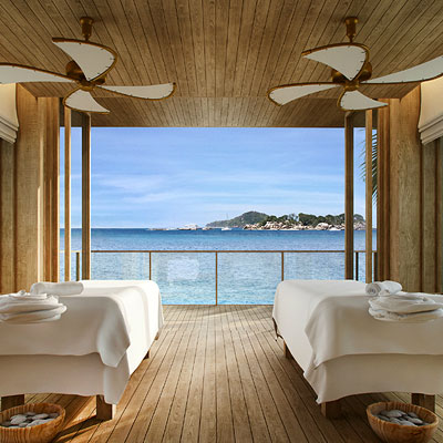 Soon to be unveiled: Six Senses Spa Zil Pasyon