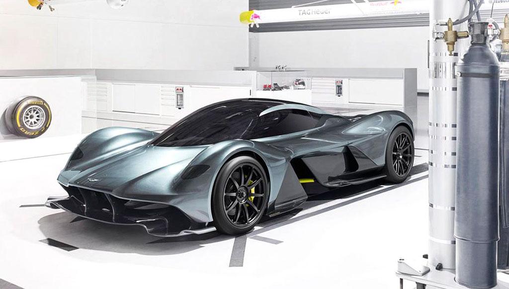 Supercar Alert: The AM-RB 001, Aston Martin's most ambitious concept car
