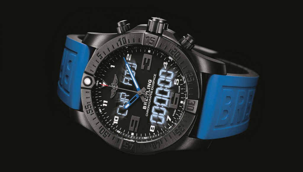 Breitling's 2016 collection at Kolkata Boutique