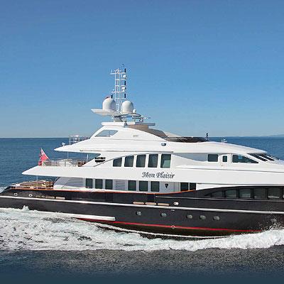 Cruise the Western Mediterranean with the Mon Plaisir