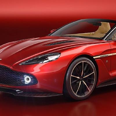 Aston Martin unveils Vanquish Zagato Volante