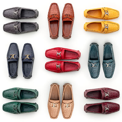 Louis Vuitton's Made-To-Order Shoe Service debuts in India