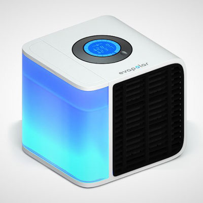 Carry the cool climes with you, through this personal air conditioner