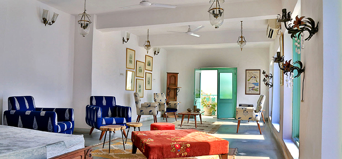 SERENDIPITY |Atravel-inspired lifestyle store housed in a haveli, this is a store with a difference, reflected well in not just its old world charm but also the exclusive collection that it showcases